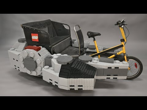LEGO Star Wars Millennium Falcon Bicycle – 20,300 Pieces