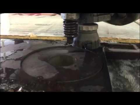 Bowling Green Rubber & Gasket Flow Waterjet Cutting 1.5