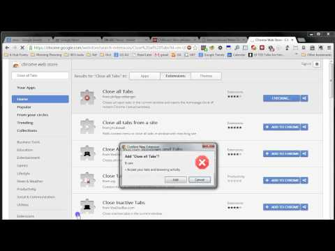 How to Use Google Chrome Extension