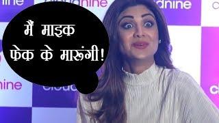 Shilpa Shetty Slams Media Reporter For Asking About Padmavati Controversy