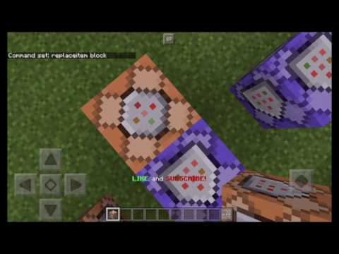 How to make a chest with an UNLIMITED item in MCPE! - ONLY ONE COMMAND!!!