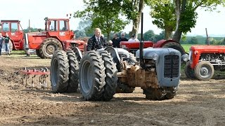 Massey Ferguson 35 & 65 Tandem Tractors | Ferguson FE35 Tandem Tractor | Ferguson Days 2016