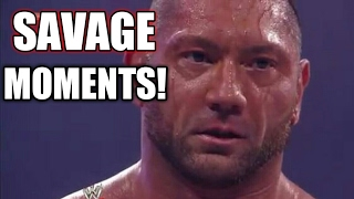 WWE Batista Most Savage Moments / Heel Moments / Funny Moments / Outrageous Moments