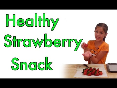 Dried Strawberry Snack -