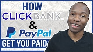 How to Connect ClickBank With PayPal | 4 Payment Methods ClickBank Uses to PAY YOU