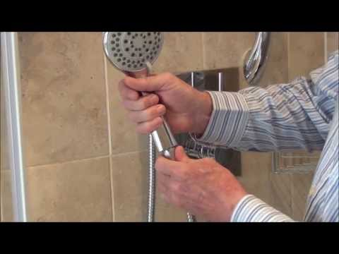 How To Change Shower Hose and Head By Byretech Ltd