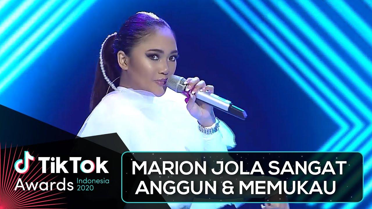 Download Marion Jola Sangat Anggun & Memukau - Aduh | TIKTOK AWARDS INDONESIA 2020 MP3 Gratis