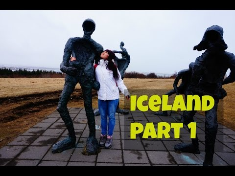 Iceland/ Vacation on a budget/  Part 1