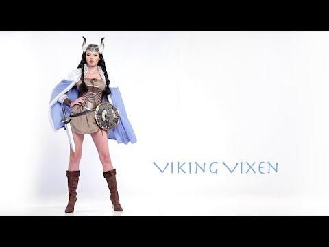 Viking Vixen Women's Costume (01336)