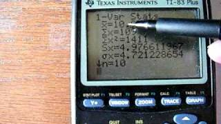 Introductory Statistics by Happy Finger with the TI-83 or TI
