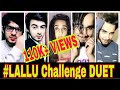 Aaj Ke Ladke I TELL You The Most Popular Lallu Challenge Musically Duet JULY 2018 youtubehitz
