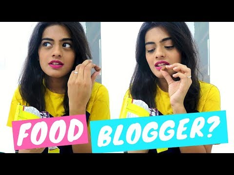 Becoming a Food Blogger?!   #DhwaniDiary