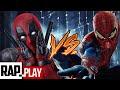 Deadpool Vs Spiderman Kronno Zomber Cyclo Zarcort Videoclip