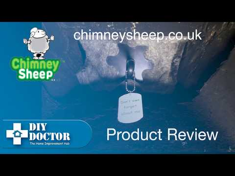 Chimney Sheep Product Review - How to Prevent Heat Loss From Chimneys and Flues