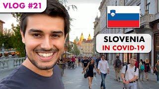 Welcome to Ljubljana City!   Dhruv Rathee Vlogs