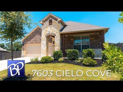For Sale: 7603 Cielo Cove, Boerne, Texas 78015
