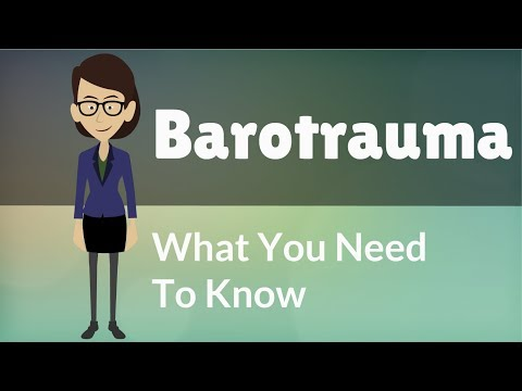 Barotrauma - What You Need To Know