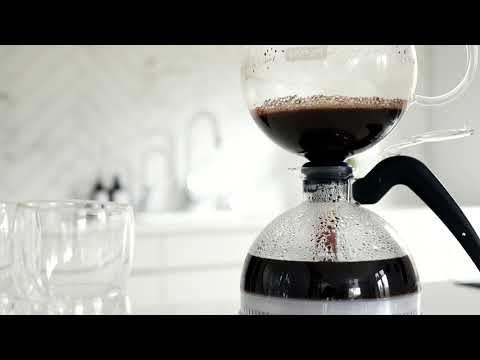 BODUM How To Use Bodum's ePEBO Electric Vacuum Siphon Coffee Maker