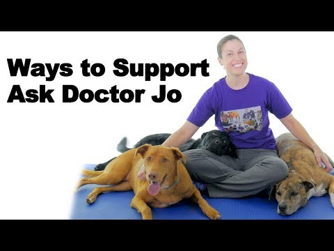 Ways to Support Ask Doctor Jo - Ask Doctor Jo