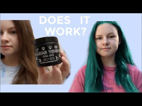 Does Lunar Tides Hair Dye Work On Brown Hair??