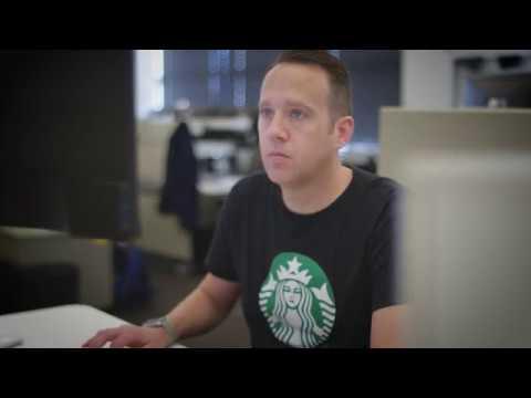 Working in Starbucks Technology