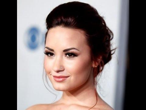 Demi Lovato Kim Kardashian - False Lashes made affordable!