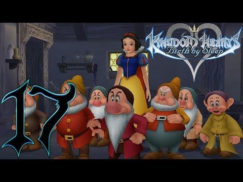 Kingdom Hearts Birth By Sleep Gameplay Walkthrough Part 17 Ventus Dwarf Woodlands (Let's Play)