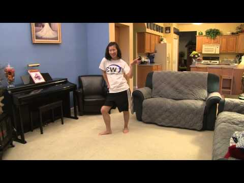 Beyonce Single Ladies dance choreography fun easy to learn tutorial step by step moves routine
