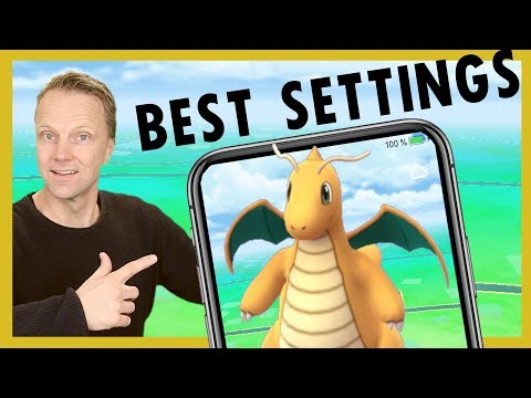 Best iPhone settings for Pokemon Go - iPhone Game Mode
