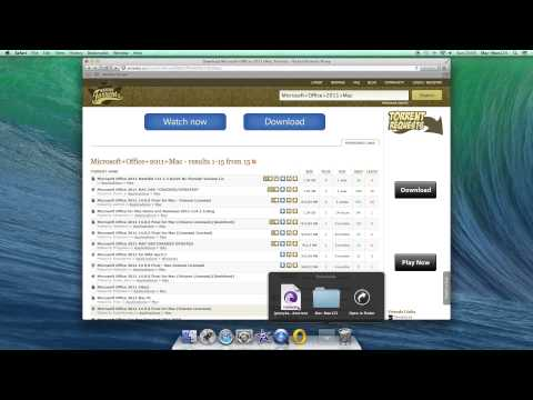 How to get Microsoft Office 2011 Mac FREE