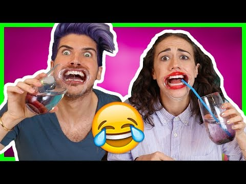 MOUTH GUARD CHALLENGE w/MirandaSings