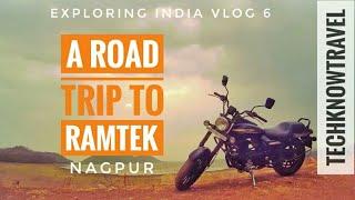 Nagpur | A Road trip to Ramtek on Bajaj Avenger Street