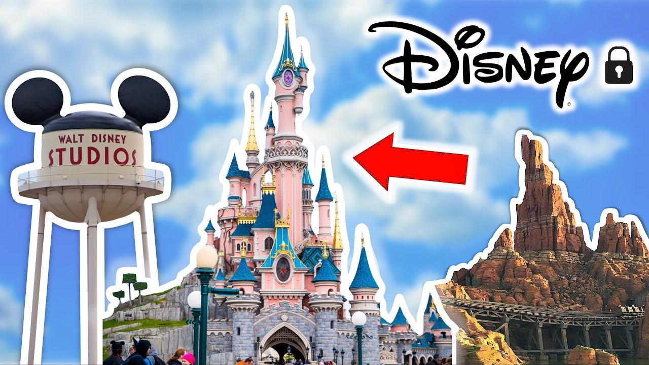 Secrets & Easter Eggs of Disneyland Paris