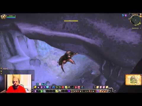 Darkmoon Island Secret Grotto