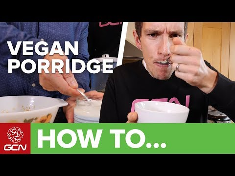 How To Make Vegan Breakfast Porridge