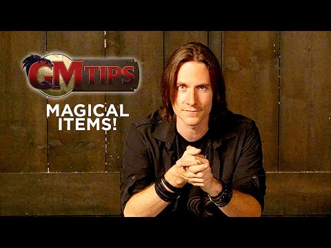 Creating Magical Items! (GM Tips w/ Matt Mercer)