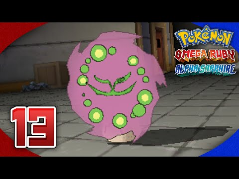 Pokémon Omega Ruby and Alpha Sapphire Walkthrough (After Game) - Part 13: Spiritomb & Cool Contests!