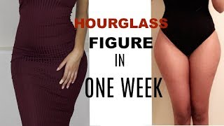 Download HOW TO get an HOURGLASS figure in ONE WEEK Video