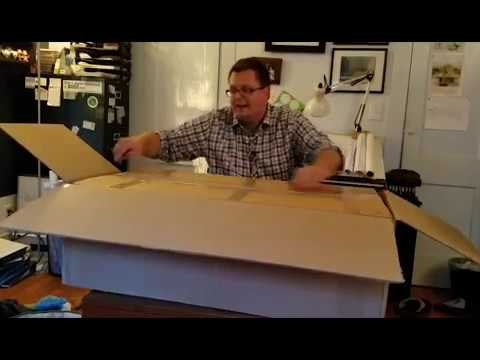 RCK Sinks Unboxing Video