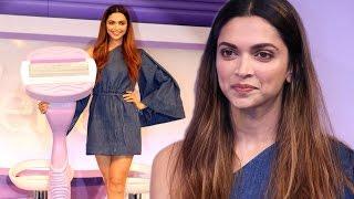 Deepika Padukone At Gillette Venus Breeze Launch