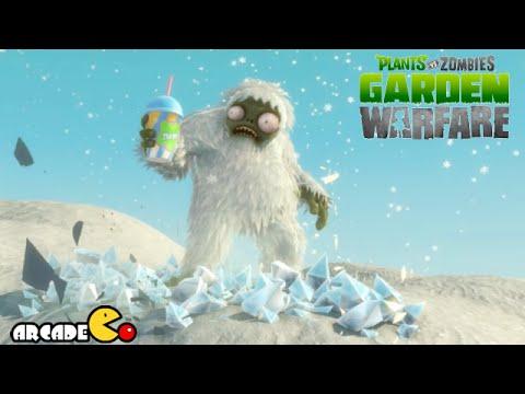 Plants Vs. Zombies: Garden Warfare - Super Yeti Wave