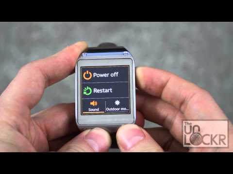 How to Unroot the Galaxy Gear