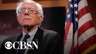 John Dickerson on his interview with Bernie Sanders and the 2020 campaign