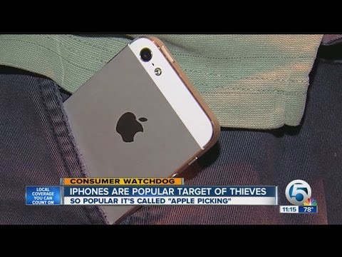 Thieves exploiting Apple warranty policy