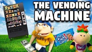 SML Parody: The Vending Machine!