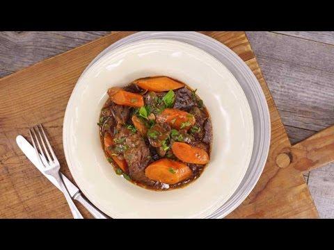 Curtis Stone's Beef Burgundy