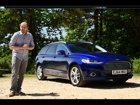 Ford Mondeo Estate 2015 review | TELEGRAPH CARS