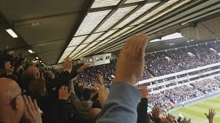 Uncropped White Hart Lane Atmosphere! Last Ever FA Cup Game here | Spurs 6-0 Millwall