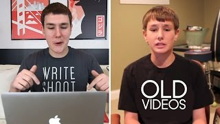 Reacting to Old Videos!