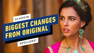 Aladdin's Biggest Changes From the Original